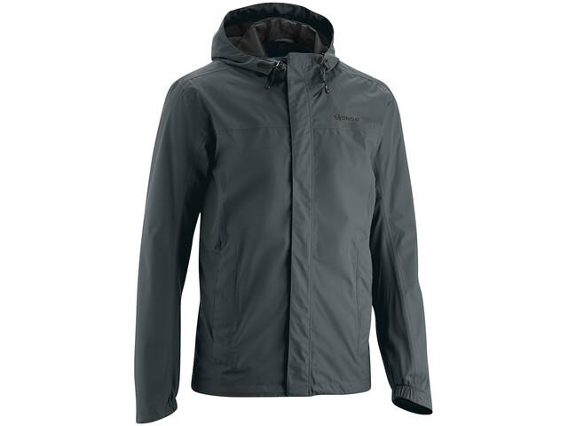 Gonso Save Light Rain Jacket Men, graphite